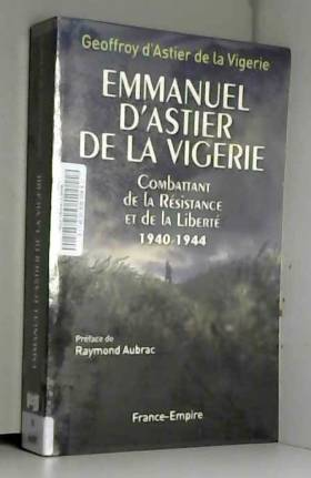 Emmanuel d'Astier de la...