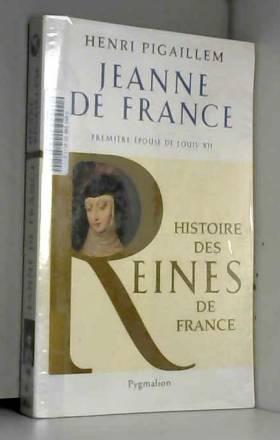 Jeanne de France : Première...