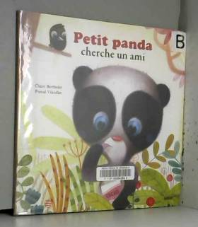 PETIT PANDA CHERCHE UN AMI...