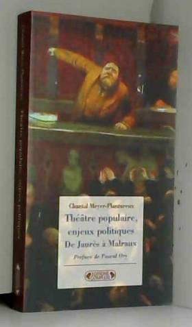 Théâtre populaire, enjeux...