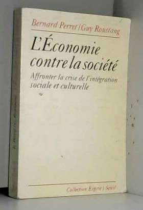 L'économie contre la...