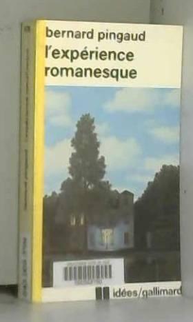 L'expérience romanesque