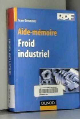 Froid industriel :...