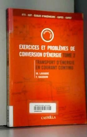 Exercices et problèmes de...