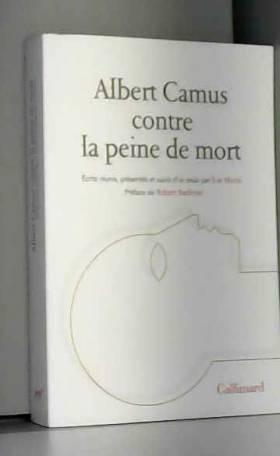 Albert Camus contre la...