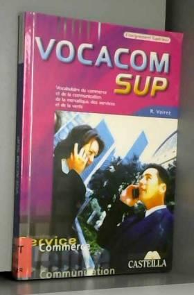 Vocacomsup : Vocabulaire du...