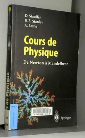 Cours de Physique : De...