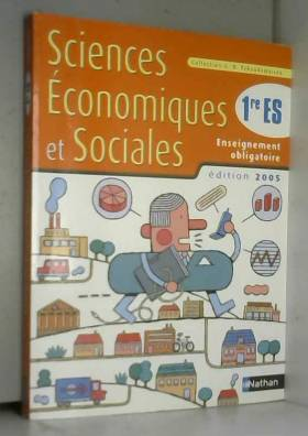 Sciences Economiques et...