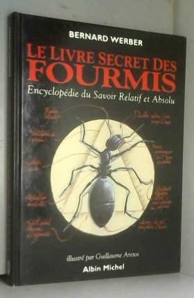 Le livre secret des fourmis...
