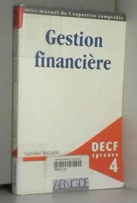 Gestion financière : DECF...