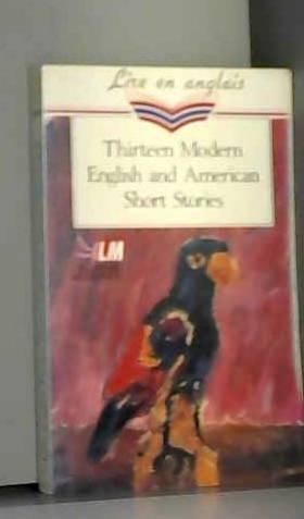 Thirteen Modern English-...