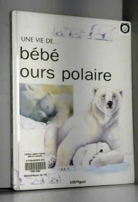 Bébé ours polaire