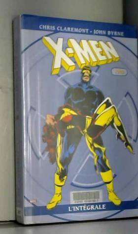 X-Men : L'intégrale 1980,...