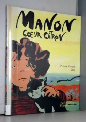 Manon coeur citron
