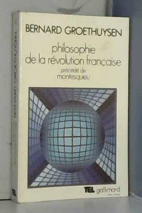 Philosophie de la...