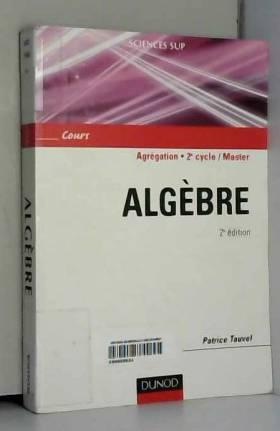 Algèbre Agrégation, Licence...