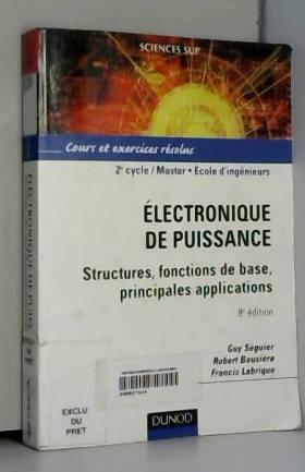 Électronique de puissance :...
