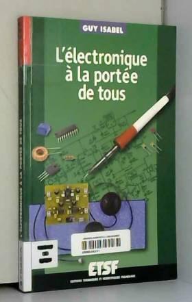 L'électronique à la portée...