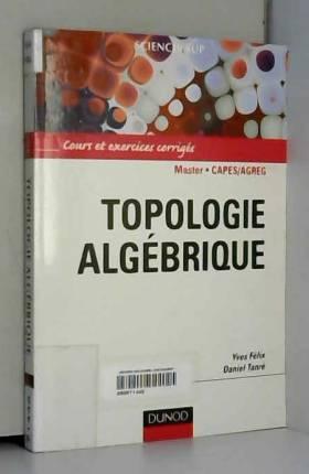Topologie algébrique -...