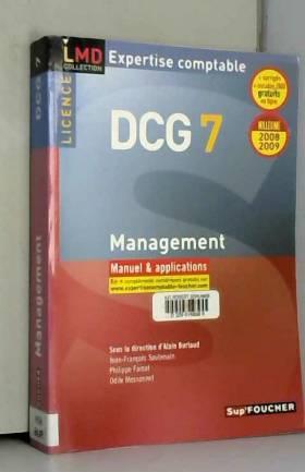 Management DCG7 : Manuel et...