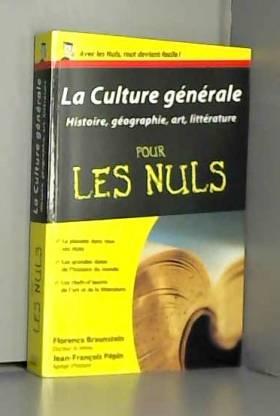 Culture générale Poche Pour...