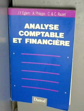 Analyse comptable et...