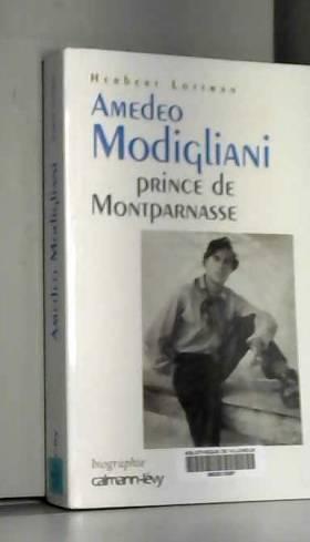 Amedeo Modigliani Prince de...