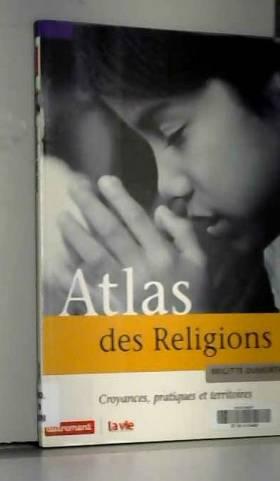 Atlas des religions....