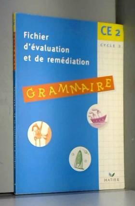 Grammaire CE2. Fichier...