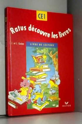Ratus découvre les livres,...