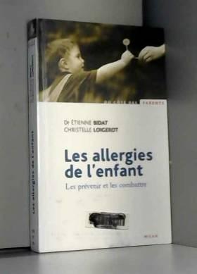 Les allergies de l'enfant....