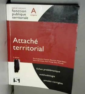 Attaché territorial -...