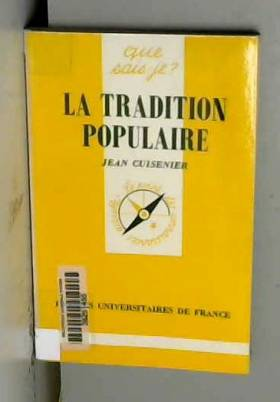 La tradition populaire