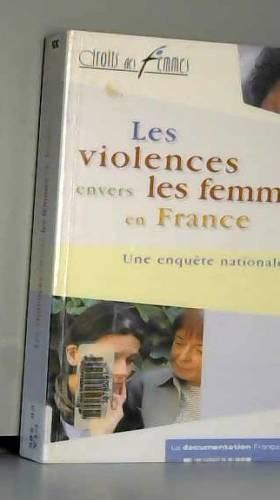 Les violences envers les...
