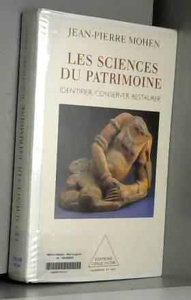 LES SCIENCES DU PATRIMOINE....