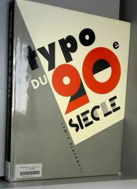 Typo du 20e siècle