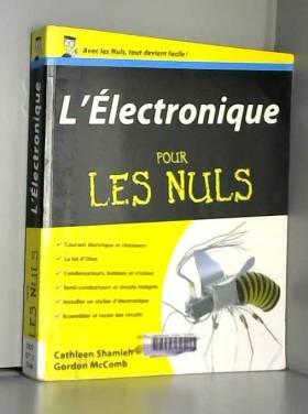 L'électronique pour les Nuls