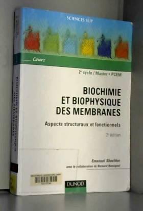 Biochimie et biophysique...