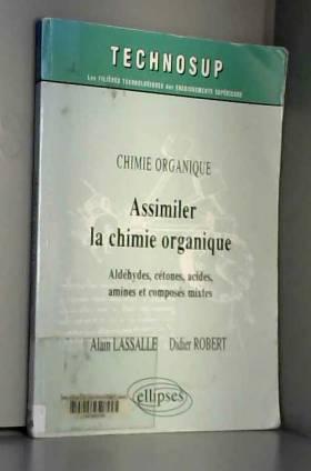 Assimiler la chimie organique