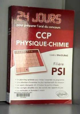 Physique-Chimie 24 Jours...