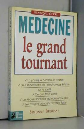 Médecine : le grand tournant