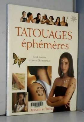 Tatouages éphémères