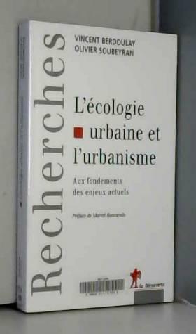 Ecologie et Urbanisme