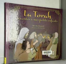 La Torah racontée à mes...