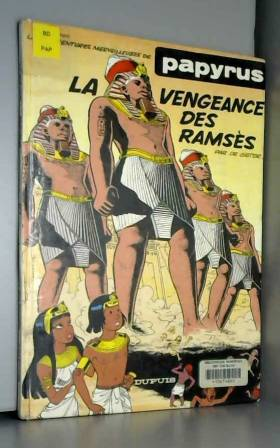 Papyrus, Tome 7 : La...
