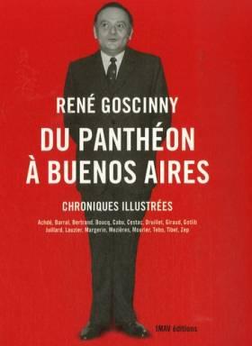René Goscinny : Du Panthéon...