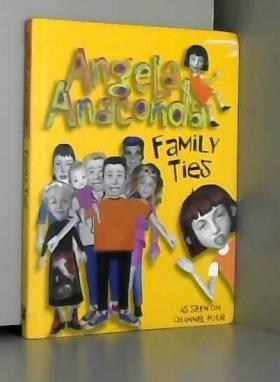 Decode International Inc - Angela Anaconda: Family Ties