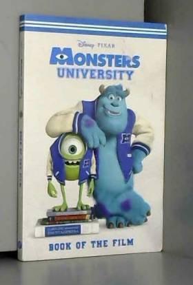 Parragon Books Ltd - Disney Monsters University Book of the Film