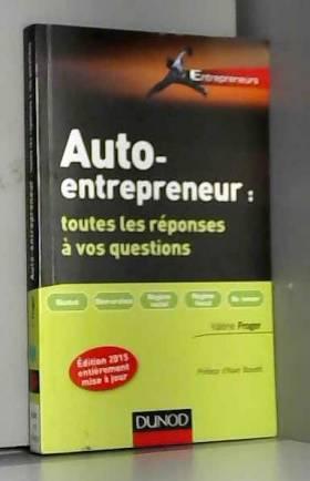 Auto-entrepreneur : toutes...