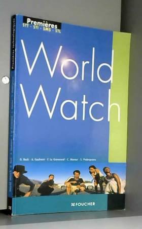 World watch anglais, 1ère...